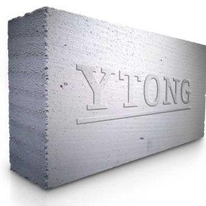 YTONG téglák