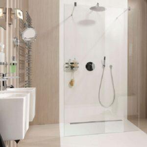 Zuhanyfolyókák és fürdőszobai termékek
